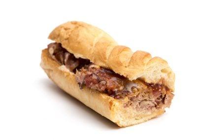 Big Ol Sub Sandwich